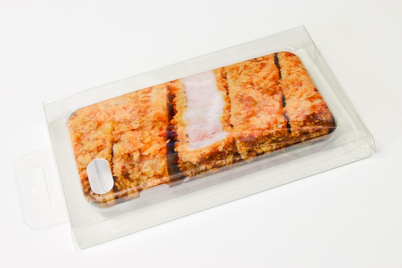 iPhone7 ハードケース とんかつ味里