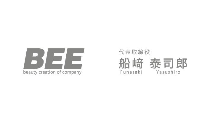 名刺 株式会社BEE