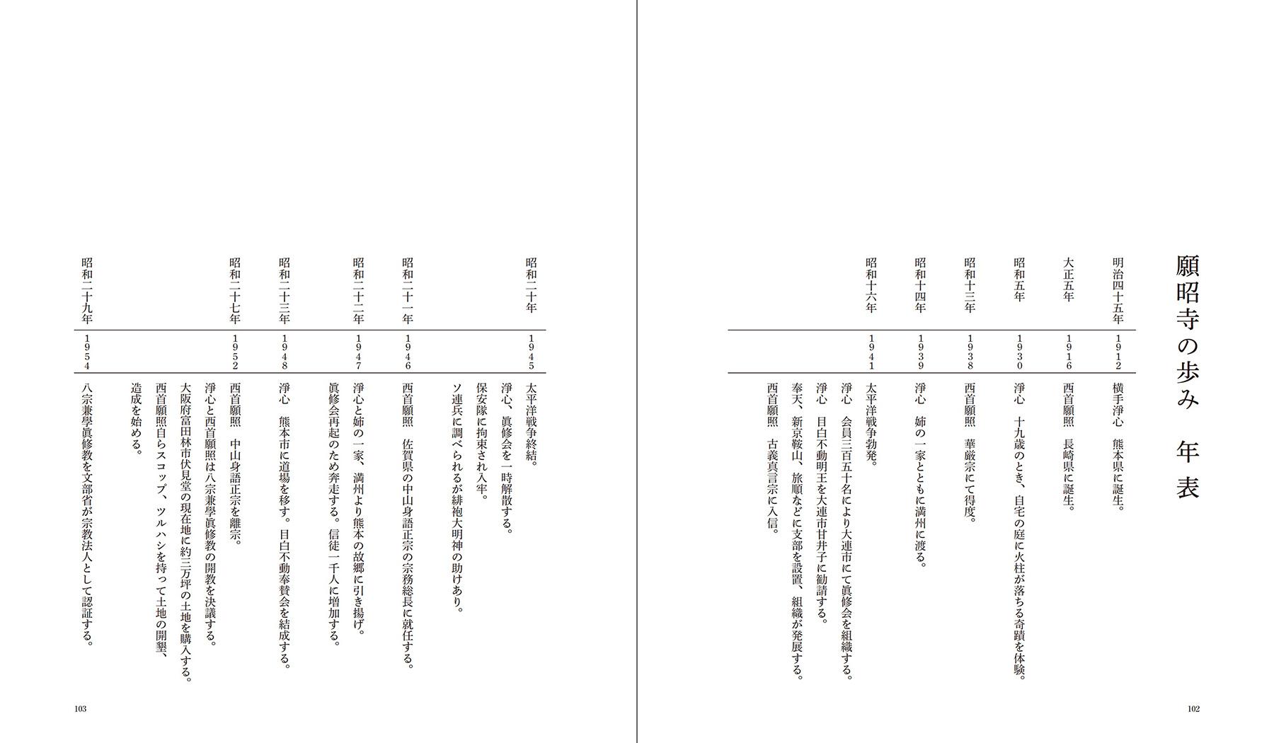お寺 本 寺史 デザイン13
