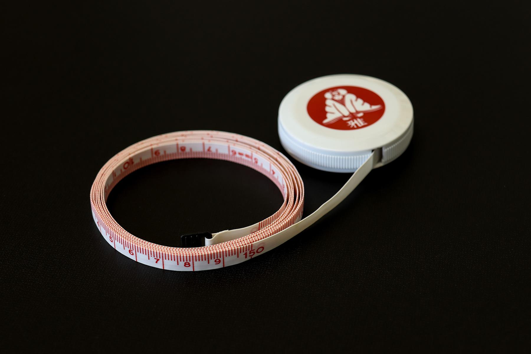 ラウンドメジャー02 150cmまで計測可能